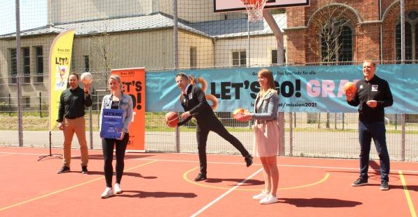 Sportjahr Graz startet im Mai neu durch