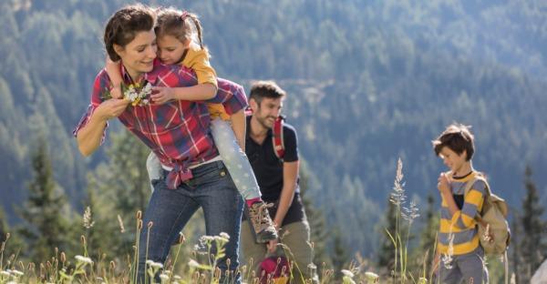 Urlaub im Top-Wandergebiet Katschberg