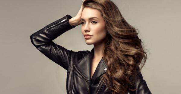 Leder-Looks der Haute Couture 2021