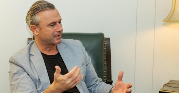 "Norbert Hofer: ""Schweden hat viel richtig gemacht"""