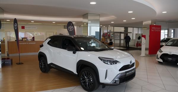 Oberösterreich-Premiere: Der Toyota Yaris Cross