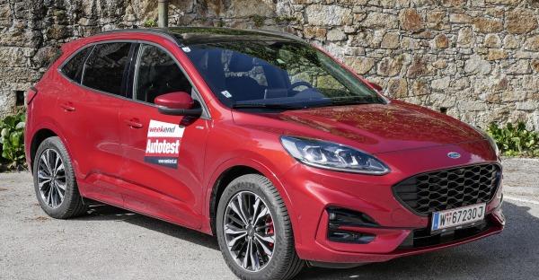 Test: Ford Kuga Plug-In Hybrid