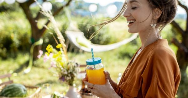 Diese Lebensmittel wirken wie ein natürlicher Sonnenschutz