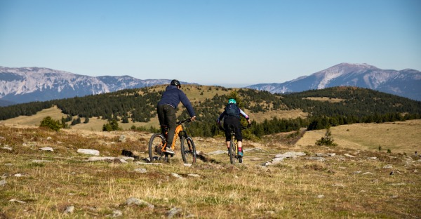 Wexl Trails - Mountainbikeing pur!