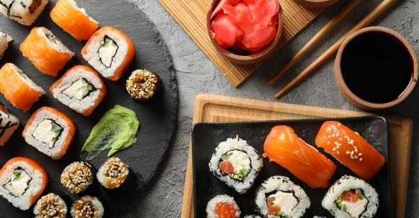 Die besten Sushi-Lokale in Graz