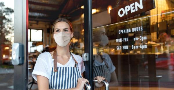 Öffnung der Gastronomie: Wie wird man reingelassen?