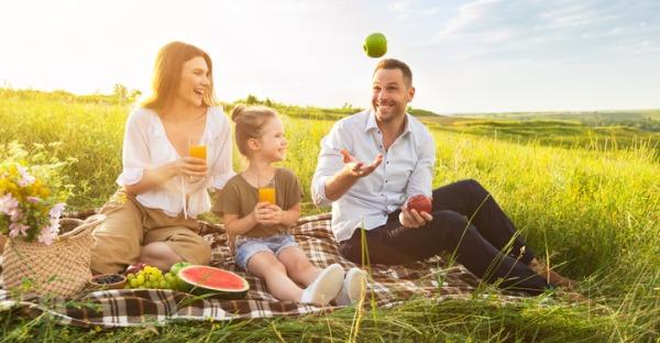 Salzburg: Picknick am Muttertag