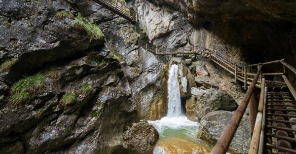 Die schönsten Klammwanderungen der Steiermark