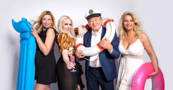 Lugners Loveboat: Baumeister sucht neue Gespielin