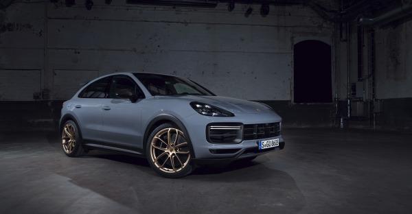 Neuer Porsche: King of Cayenne