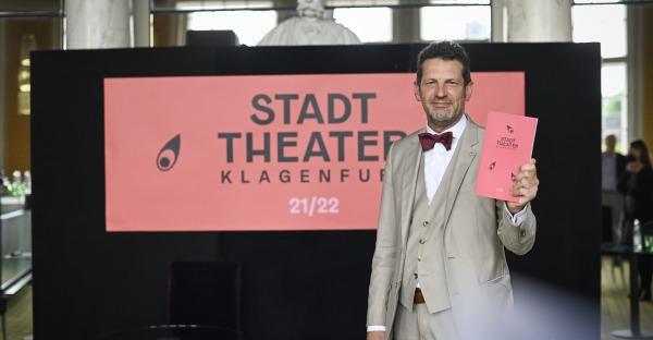 Stadttheater Klagenfurt: Programmpräsentation 2021/2022