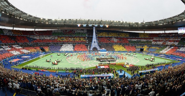 EM-Auftaktspiele: Von Rummenigge über Cantona bis Ronaldo