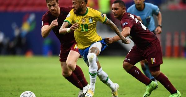 """Copa Corona"" in Brasilien: Chaos bei Südamerika-Meisterschaft"