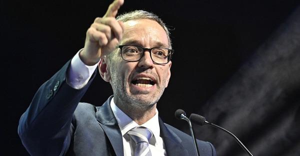 Herbert Kickl stänkert gegen ZIB-Moderator Thür