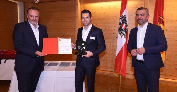 Das Burgenland ehrt Sportler und Funktionäre