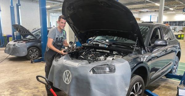 Tolle Job-Aussichten bei Autohaus Wiegele