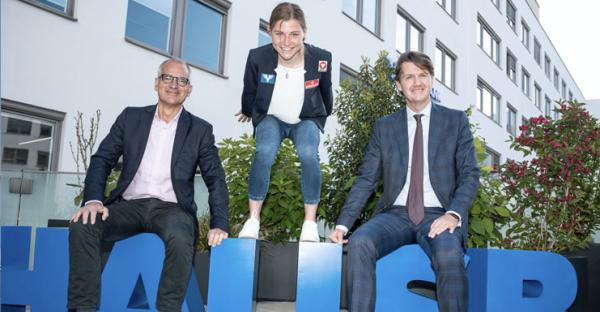 Volksbank Wien dreht nachhaltig auf