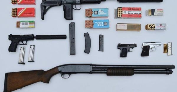 Komplett irre! Waffenfund bei Corona-Leugner