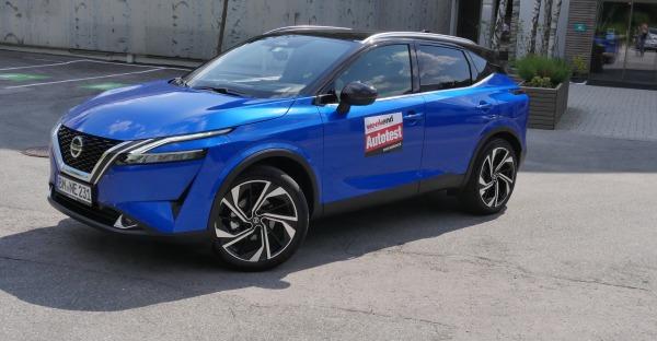 Erster Test: Nissan Qashqai 2021