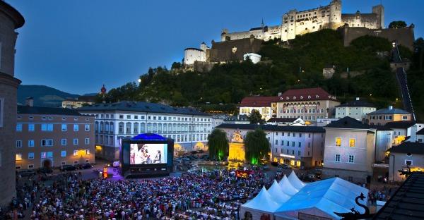 Sternenkino: Filmgenuss unterm Himmelszelt in Salzburg und Umgebung