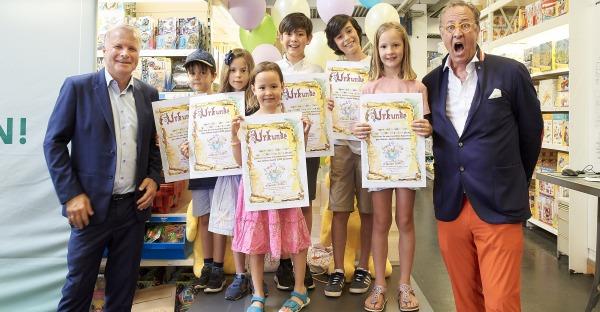 Malwettbewerb: Kinder haben den Pinsel raus