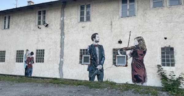 Street Art-Hotspots in Salzburg