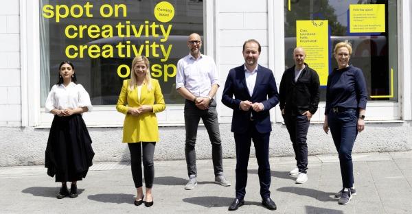 """""""Spot on"""" für innovative Linzer Jungunternehmen"""