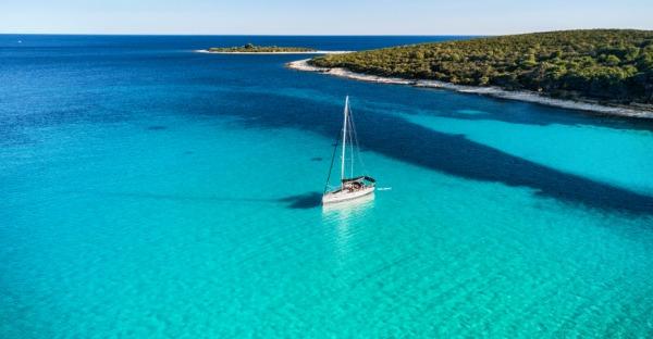 10 Gründe, in der Region Zadar segeln zu gehen