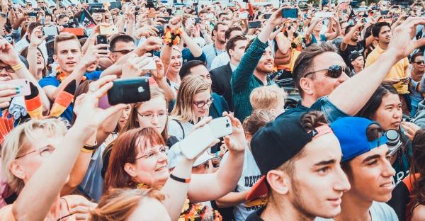 Gib dir den Kick: Die größten EM-Public Viewings