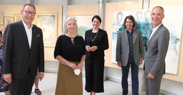 Ausstellungseröffnung: Kunst im Funkhaus