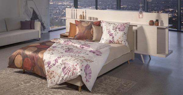 Textilkompetenz bei Fussenegger Textil