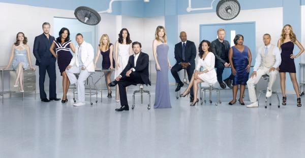 """Start der 18. Staffel """"Grey's Anatomy"""""""