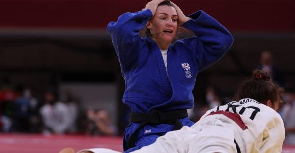 Judo-Silber für Polleres! Wieder Olympia-Freude für Österreich