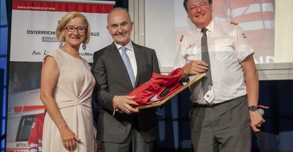 Rotes Kreuz NÖ: Erfahrung, Kompetenz und Herzblut!