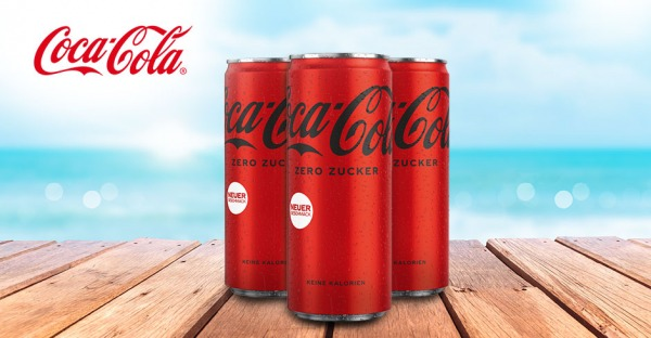 Coke zero-Sommersets gewinnen