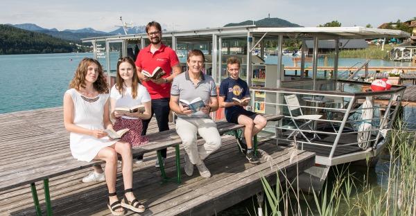 Die AK-Sommerbibliotheken starten wieder