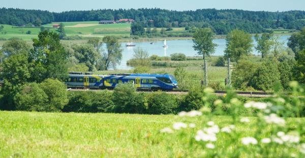 Tickets von Bayerische Regiobahn gewinnen