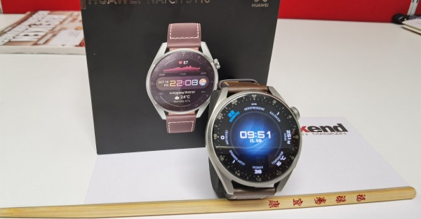 Tech-Blog: Huawei Watch 3 Pro - Harmonie am Handgelenk?