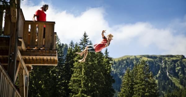 Salzburg: Ferienprogramm mit Teenagern