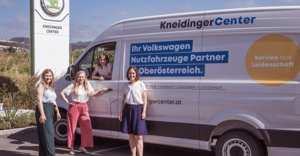 Frauenpower: Kneidinger Schwestern unterstützen Poxrucker Sisters