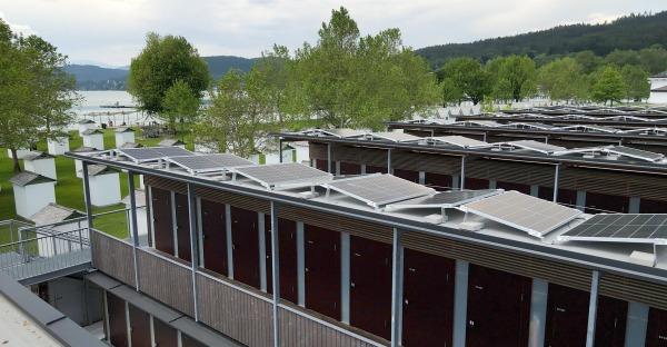 Photovoltaik-Anlagen auf Dächern: Stadt und KDSG sind Vorreiter