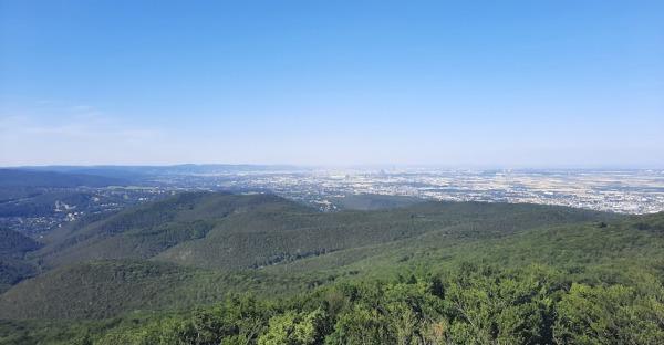 Blick auf Mundl-City