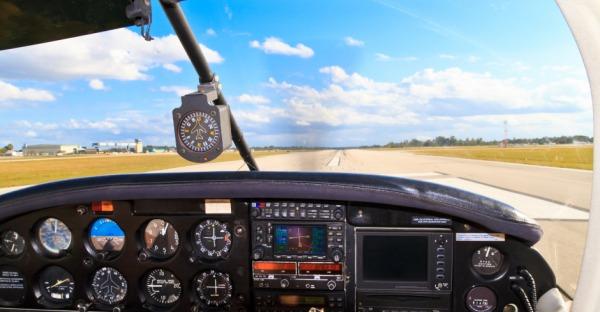 So entschlüsselt man Funksprüche im Flugzeug