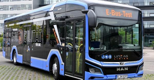 Linz: Keine Förderung von grüner Ministerin für E-Busse