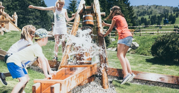 Langeweile war gestern – Action in Tirol für Kids