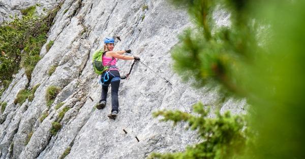 5 Klettersteige für Anfänger in der Steiermark