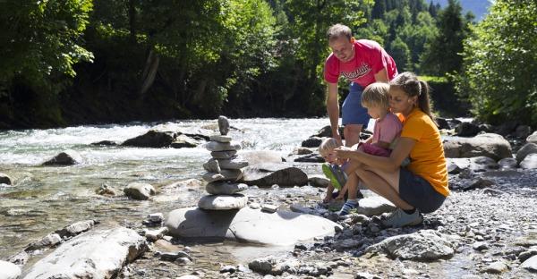 Familienurlaub: Gemeinsame Auszeit