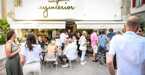 Große Eröffnung bei myinterior in Dornbirn
