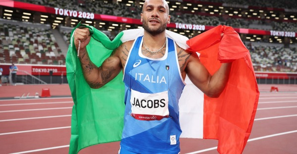 Bolts Nachfolger vom Gardasee: Wer ist 100-m-Champ Marcell Jacobs?