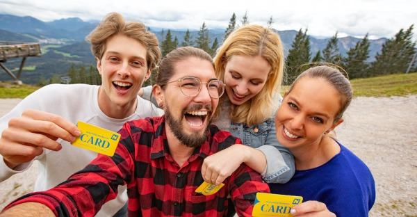 Niederösterreich-CARD: Jetzt gewinnen!